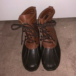 American Living Duck Boots